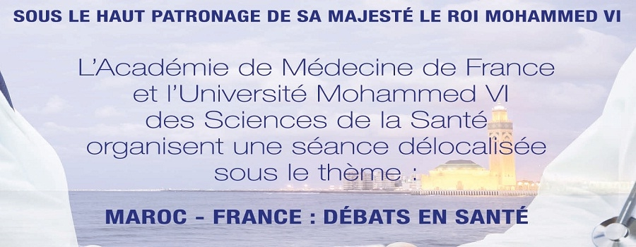 Maroc- France : Débat en Santé
