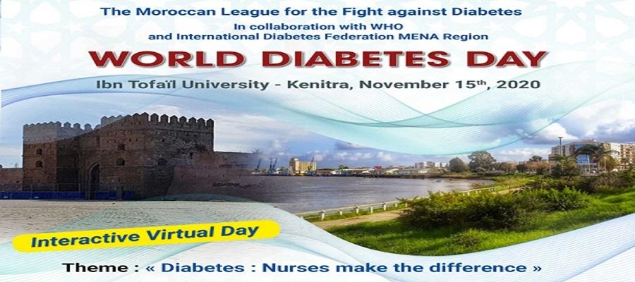 Journée Mondiale du Diabète 2020