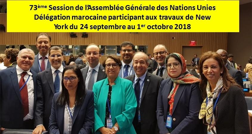 ONU 2018