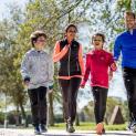 La marche réduit la mortalité globale