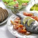 Le régime méditerranéen permettrait de réduire le risque d'accidents cardiovasculaires